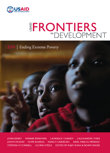 Frontiers in Development 2014: Ending Extreme Poverty