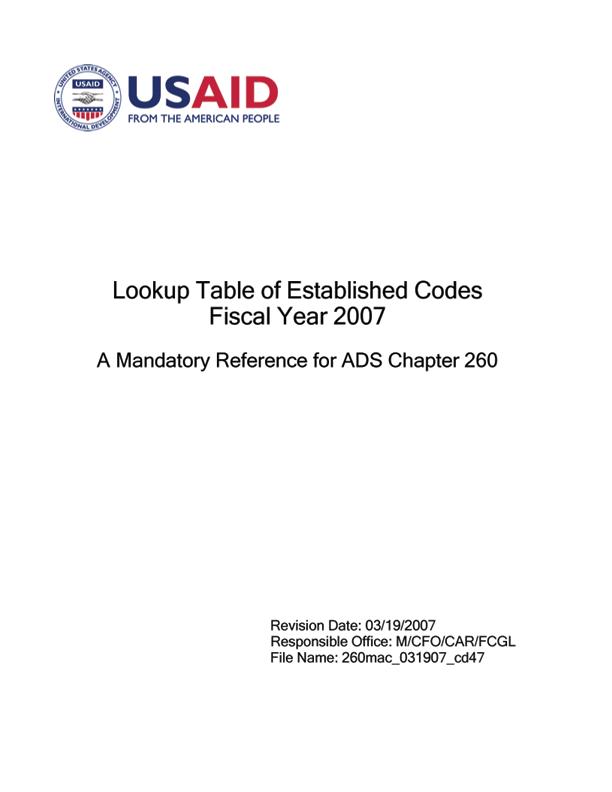 ADS Reference 260mac