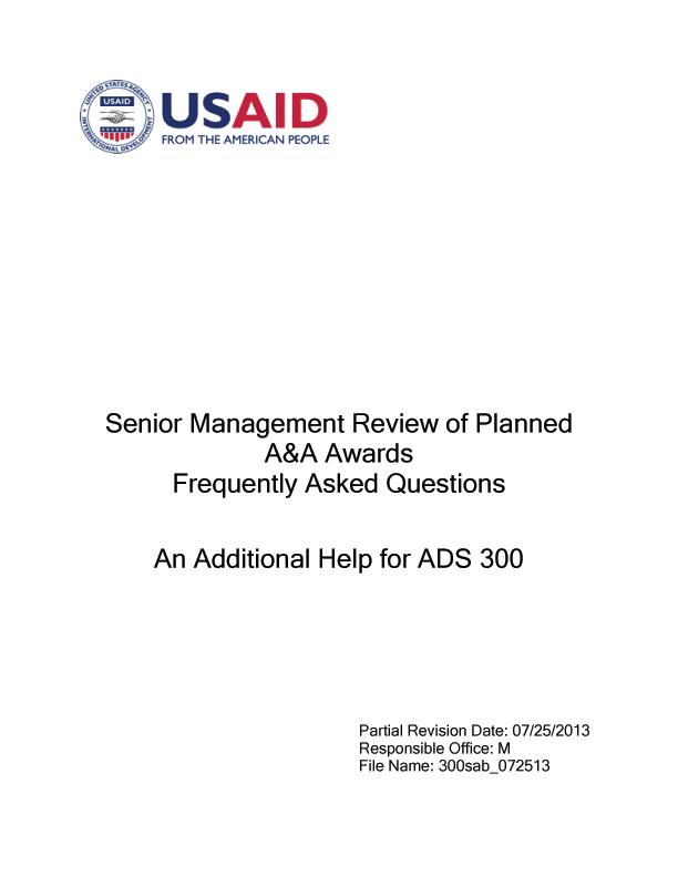 ADS Reference 300sab