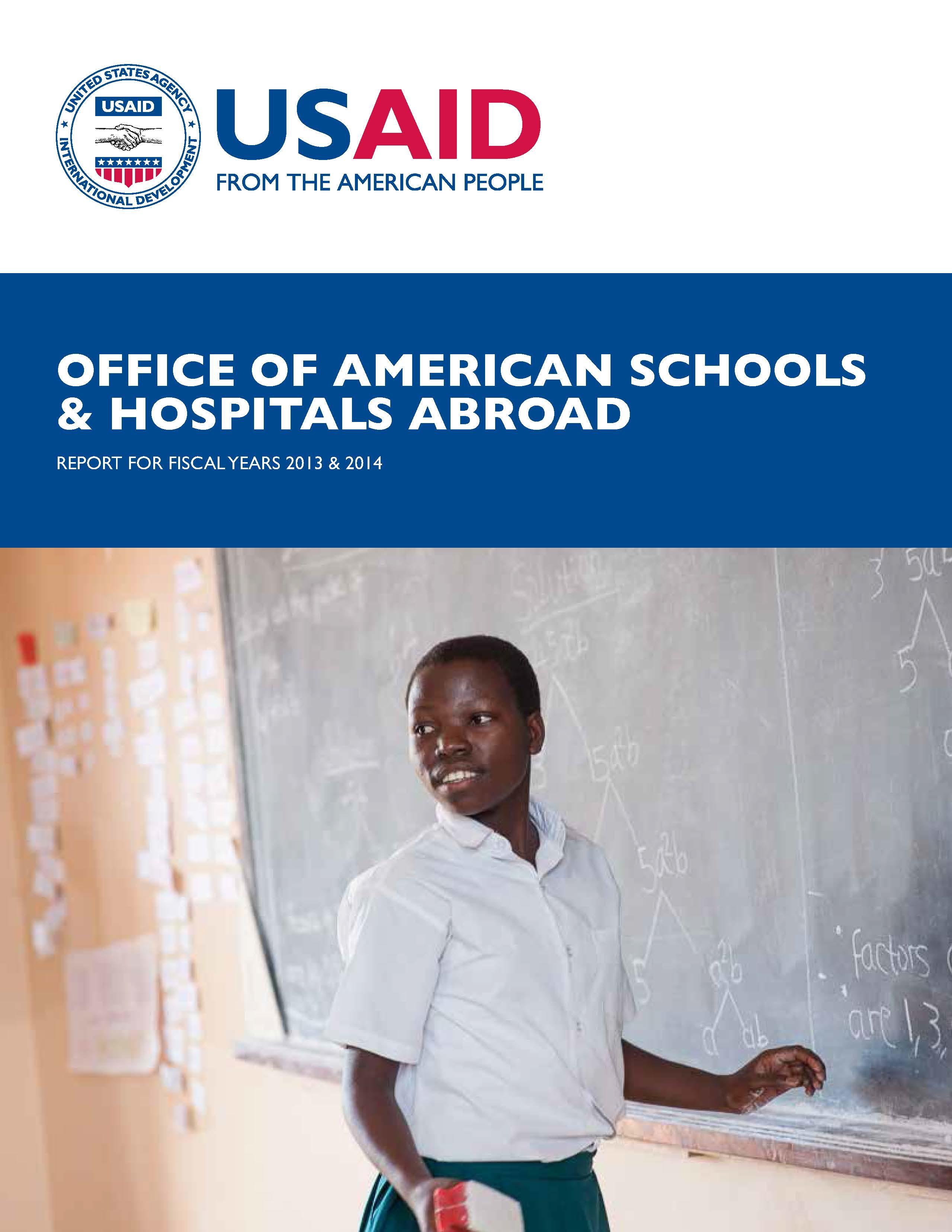 2013-14 USAID ASHA Annual Report