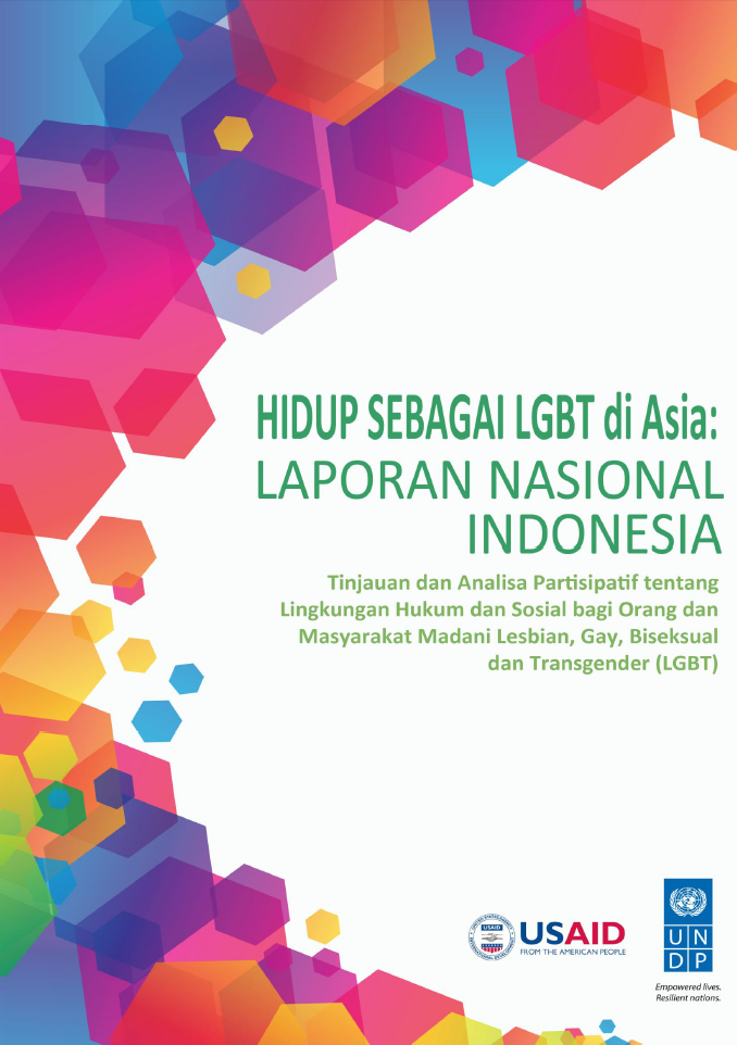Being LGBT in Asia: Indonesia Country Report (Bahasa language)
