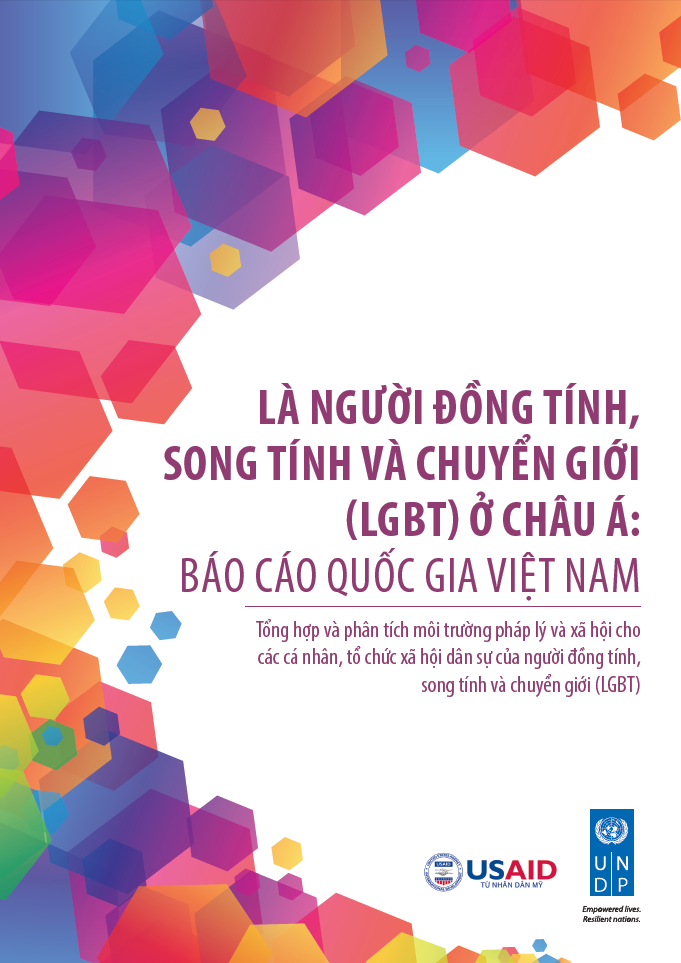 Being LGBT in Asia: Vietnam Country Report (Vietnamese language)