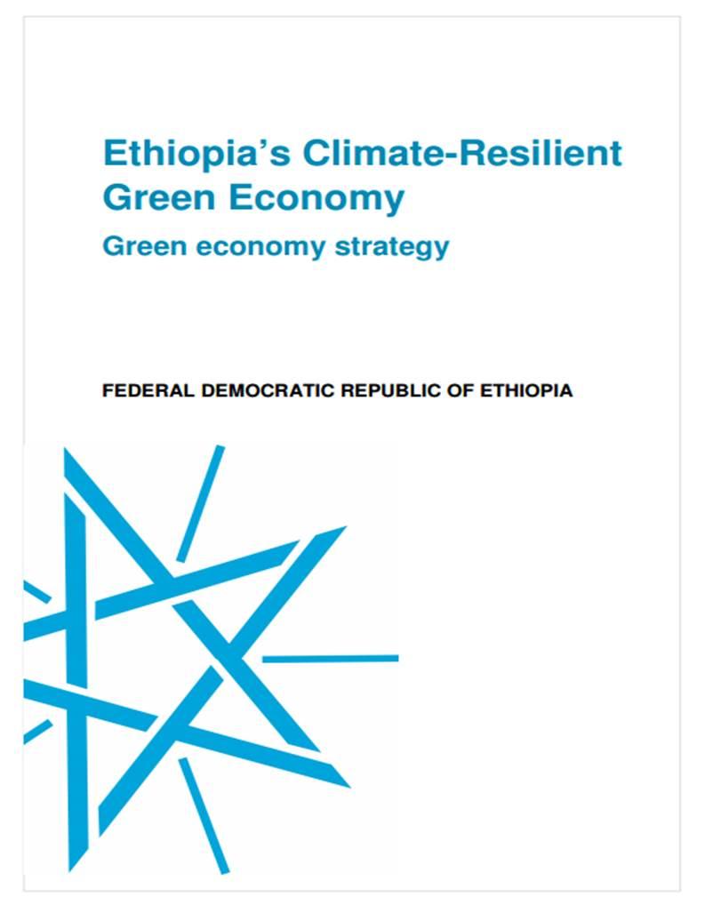 Ethiopia's Climate-Resilient Green Economy