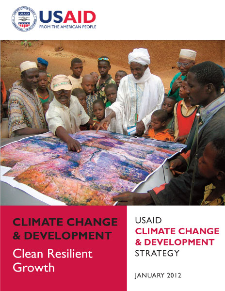 USAID Global Climate Change and Development Strategy 2012-2016