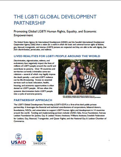 LGBTI Global Development Partnership