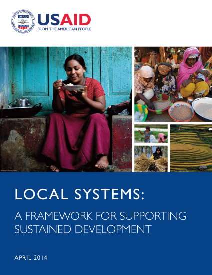 Local Systems: A Framework for Supporting Sustained Development
