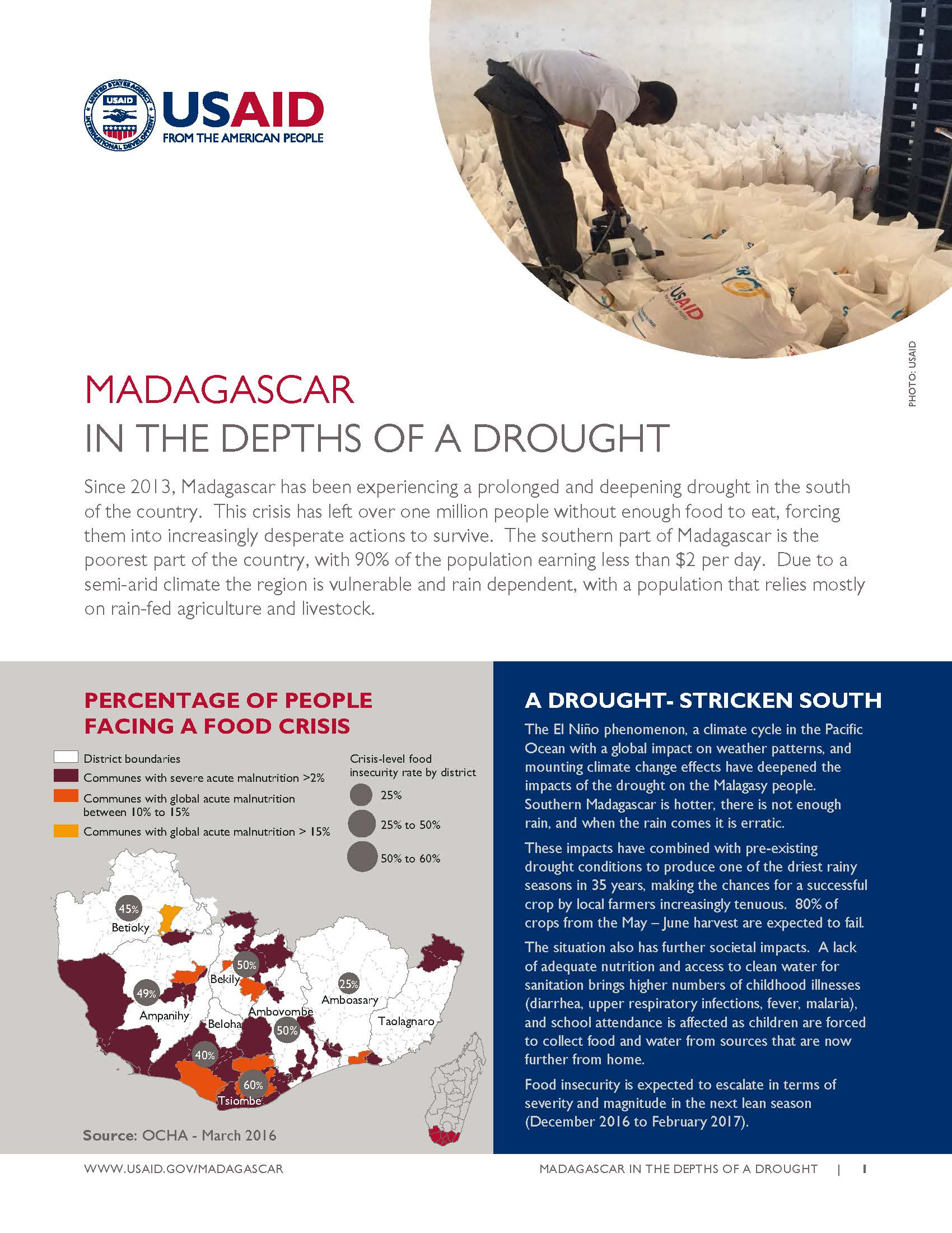 Madagascar: In the Depths of a Drought