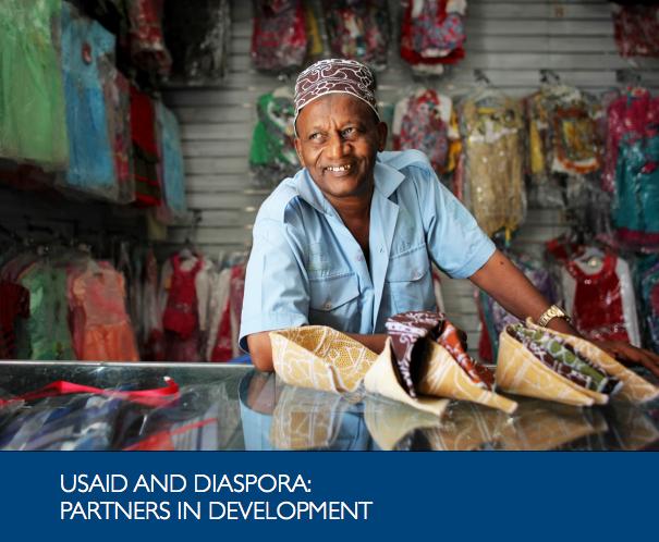 USAID and Diaspora: Partners in Development