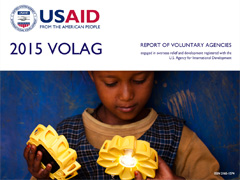 2015 VolAg Report: Report of Voluntary Agencies Engaged in Overseas Relief and Development