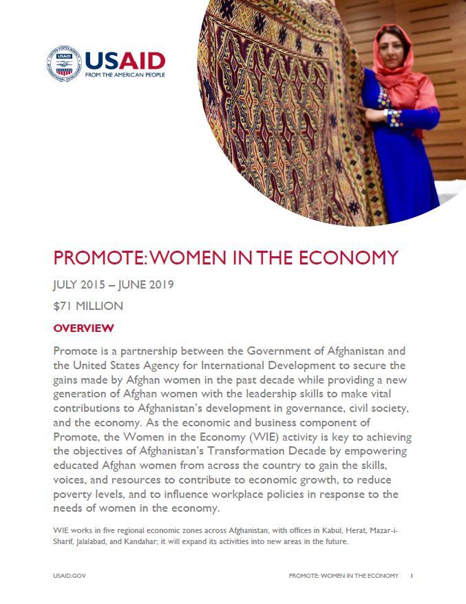 Women in the Economy (WIE)