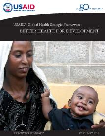 USAID's Global Health Strategic Framework
