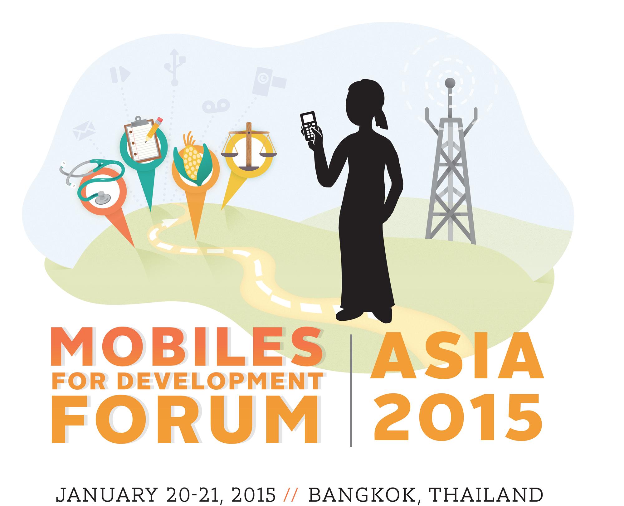 Tentative Agenda - Mobile for Development Forum Asia 2015