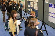 Poster session at CROI 2017