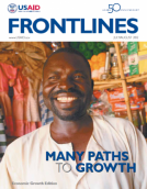 Frontlines Economic Growth July 2012