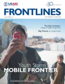 Frontlines: Youth & Mobile Technology - September/October 2012