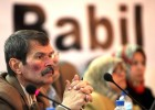 An Iraqi Tatweer adviser works to strengthen linkages between the governorate councils of Babil and Anbar.