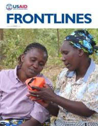Frontlines September/October 2014: Power / Trade Africa