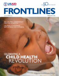 Frontlines Child Survival & Ethiopia Edition May 2012