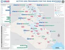 Iraq Map - 09-20-2017