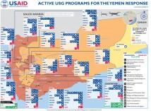 Yemen Map - 09-22-2017