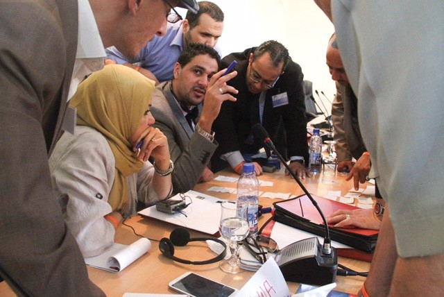 USAID supports Libya's transition to a democratic and peaceful nation.