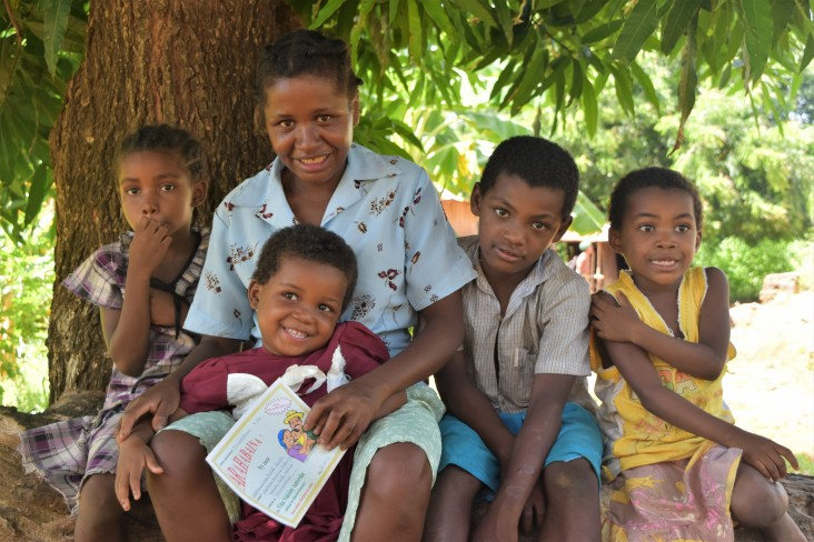 Compléter les vaccins nécessaires assure un meilleur avenir à la famille