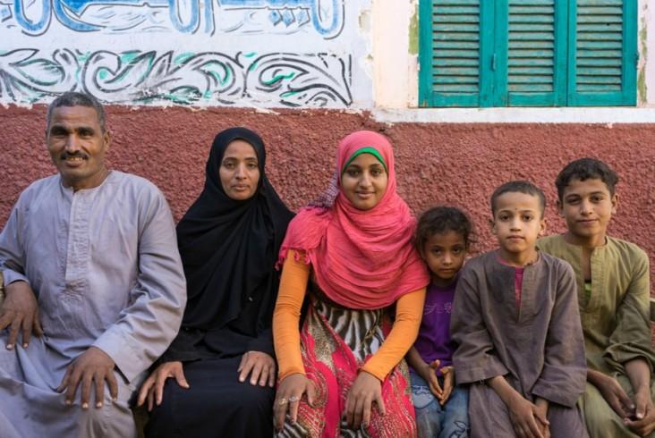 Doaa's family