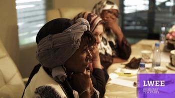 Libyan women participate in USAID economic empowerment program