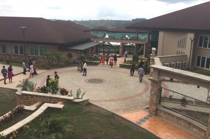 Ashesi University campus