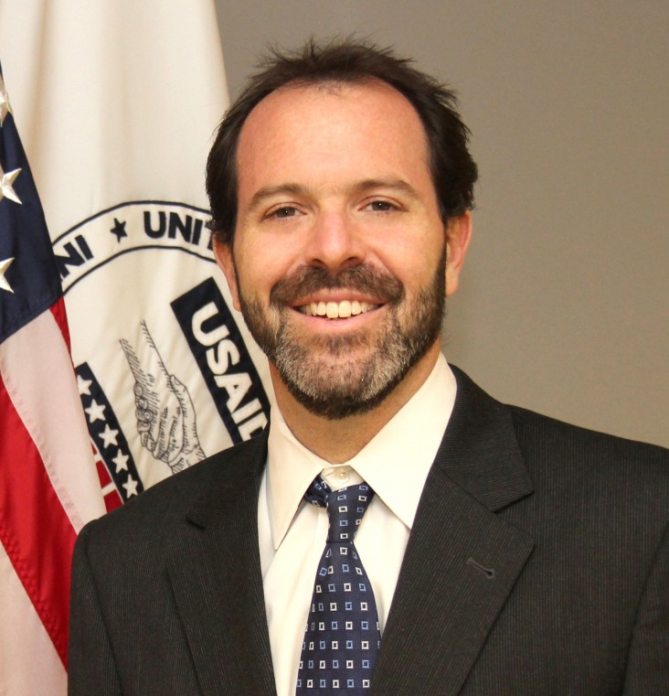 Alex Thier, assistant to the administrator for policy, planning and learning