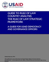 Guide to the Rule of Law
