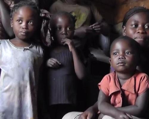 Siya Marguerite's children.