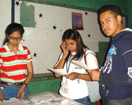 USAID has supported democracy and governance in Honduras since 1961, including the primary elections in 2008 and general electio