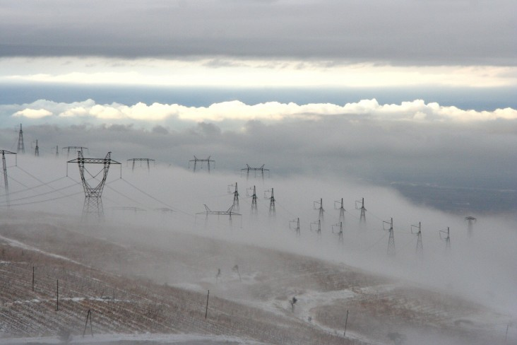 USAID will help Pamir Energy extend power lines across the border from Tajikistan to Afghanistan.