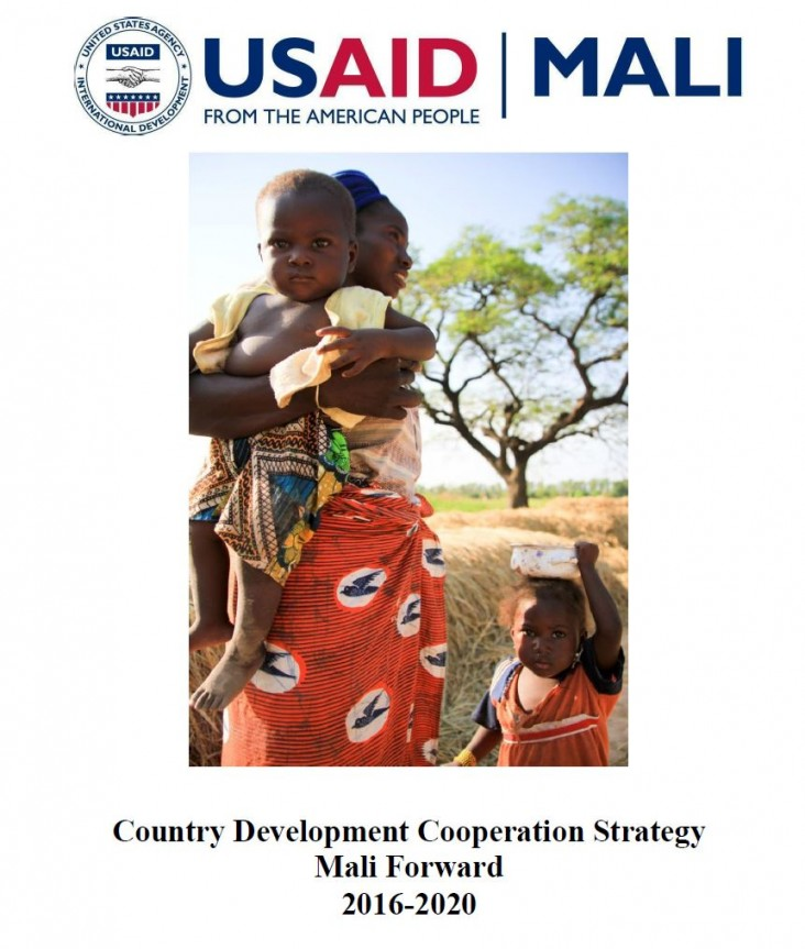 Mali CDCS Cover Page