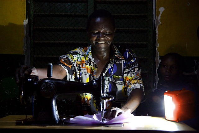 Impact through energy innovation, supported by the Power Africa Beyond the Grid initiative, empowers rural families in Tanzania