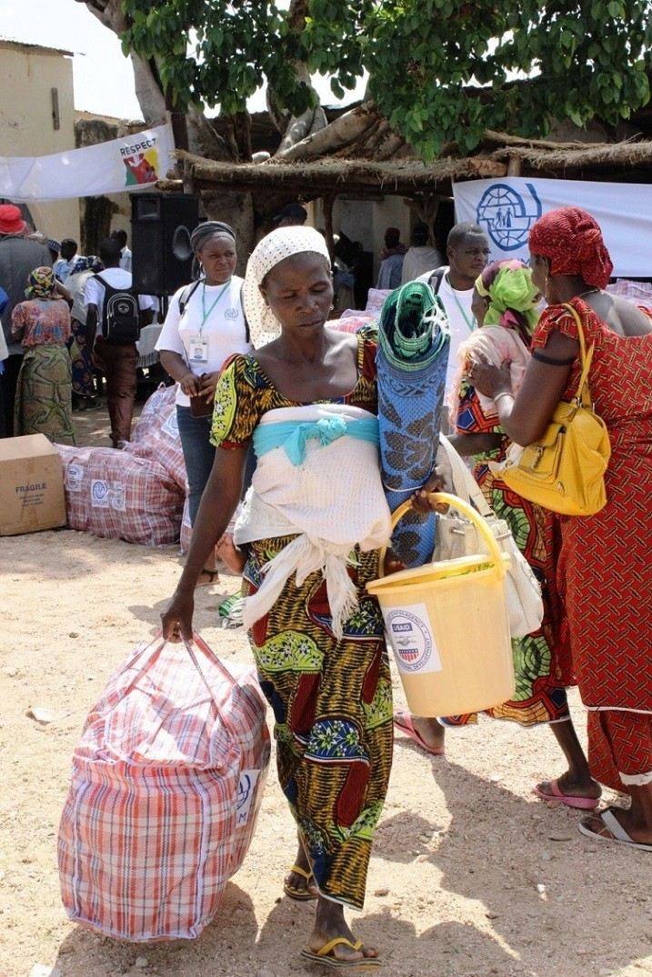 Cameroon Displaced