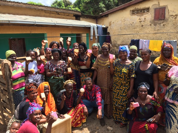 Empowering Women in Crisis and Conflict