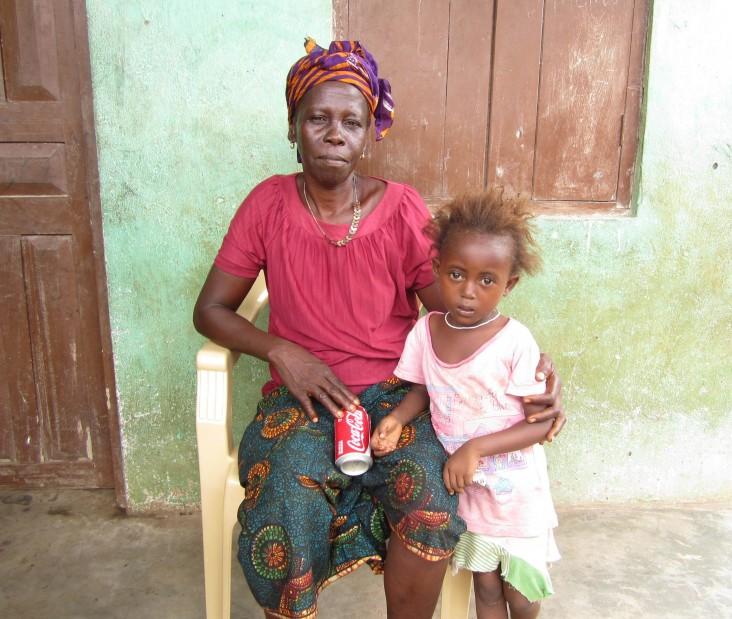 Community member Hanna Kaloko