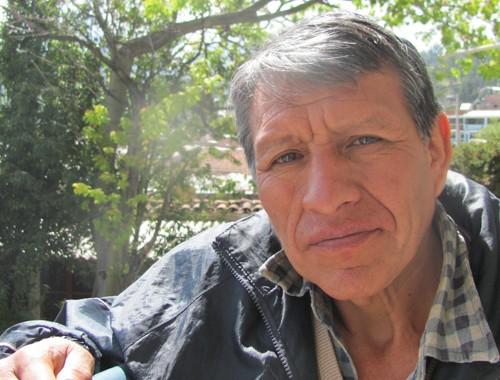 Fidel Rodriguez, former municipal council member