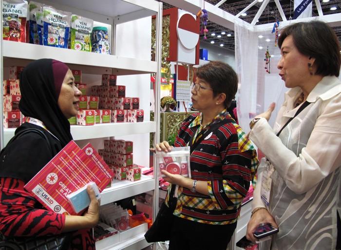 GREAT Women ASEAN showcase in Kuala Lumpur May 2015