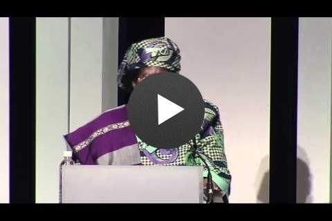 Keynote Address: The Honorable Joyce Banda, President of Malawi - 1:01:28 - Click to view video