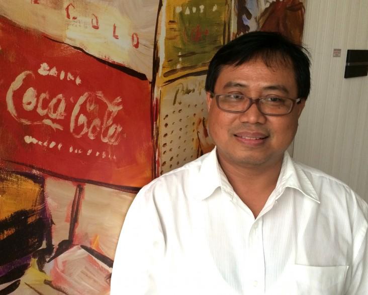 Agus Priyono, CCFI program coordinator
