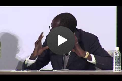 Pressures on the Planet: Major Trends in Climate Change, Food Security, and Population - 56:57 - Click to view video