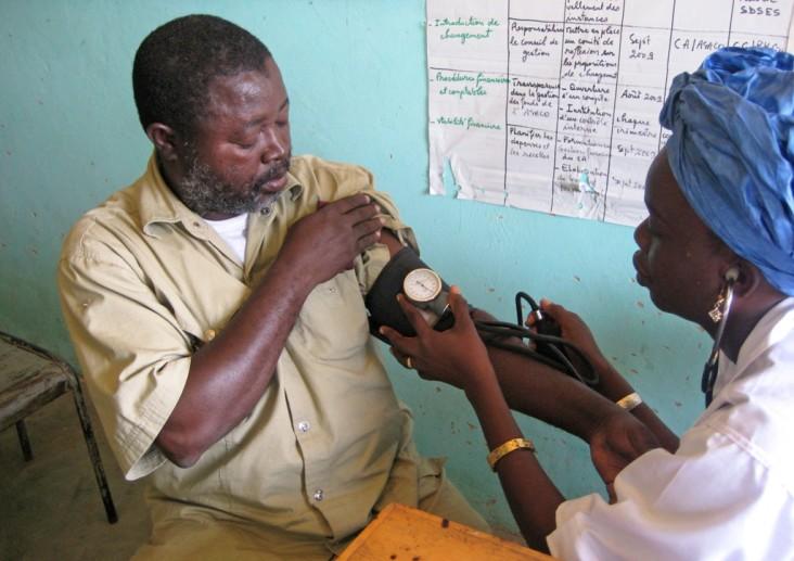 Mali – Santé mondiale