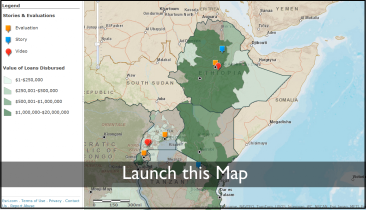 DCA Crowdsourcing Map - Click to Launch