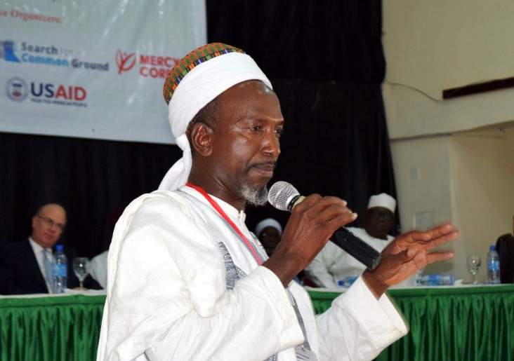 Ardo Mahmud Adam, a leader of herders in the Riyom area of Plateau state, said the survival of the nation is at stake regarding resolution of the farmer-herder conflict.