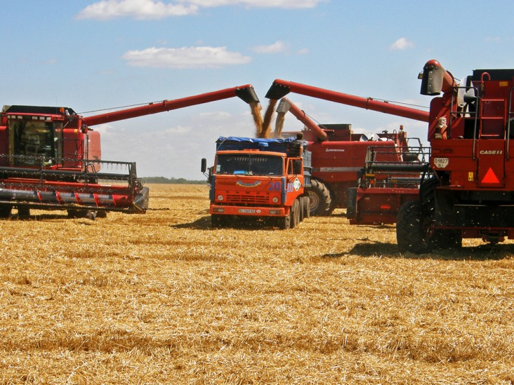 USAID is helping Ukraine to develop its agricultural potential.
