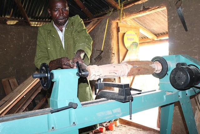 Drivnig local commerce and aiding economic development