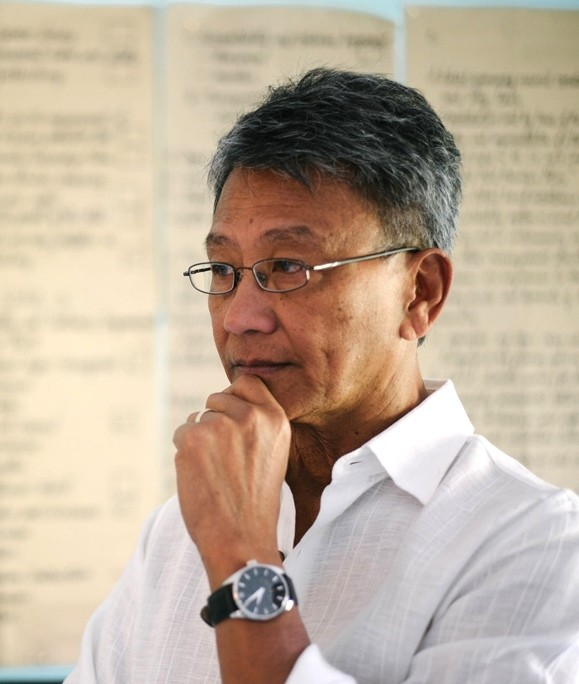 Dado Banatao, founder of PhilDev